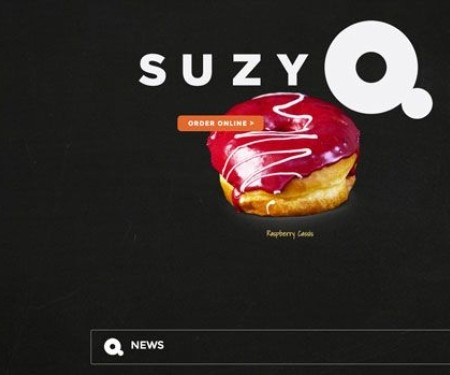 Jackpine Creates Sweet Site for SuzyQ