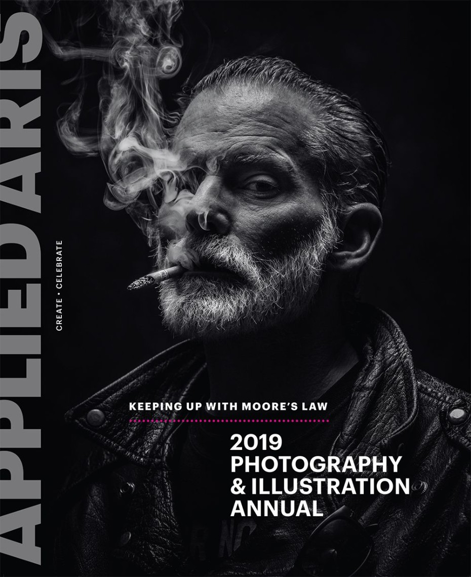 COMING SOON! THE 2019 SPRING ISSUE OF APPLIED ARTS MAGAZINE