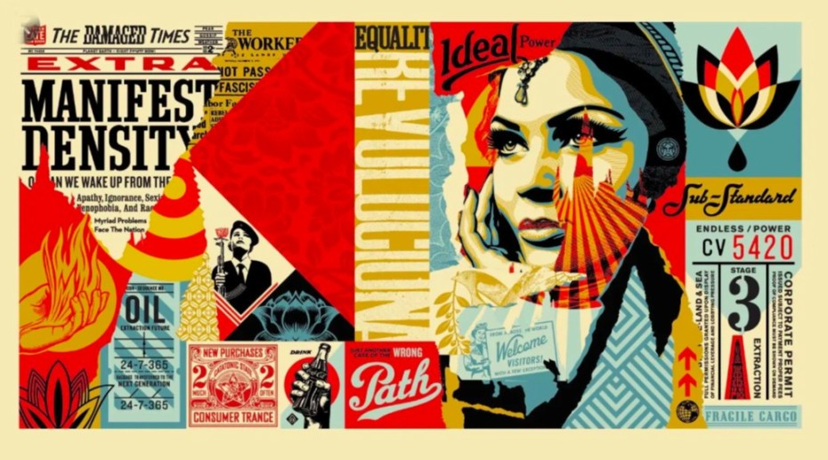 Trump's Very Own Personal Shepard Fairey