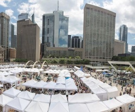 Top 5 Things To Do At the Toronto Outdoor Art Fair