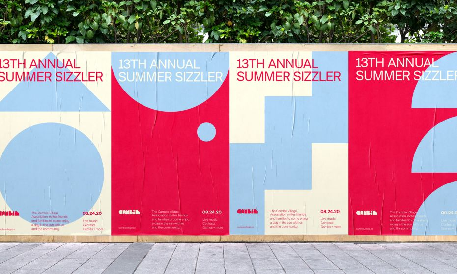 design, vancouver, applied arts, design awards, cambie village, pendo, brand, brand identity