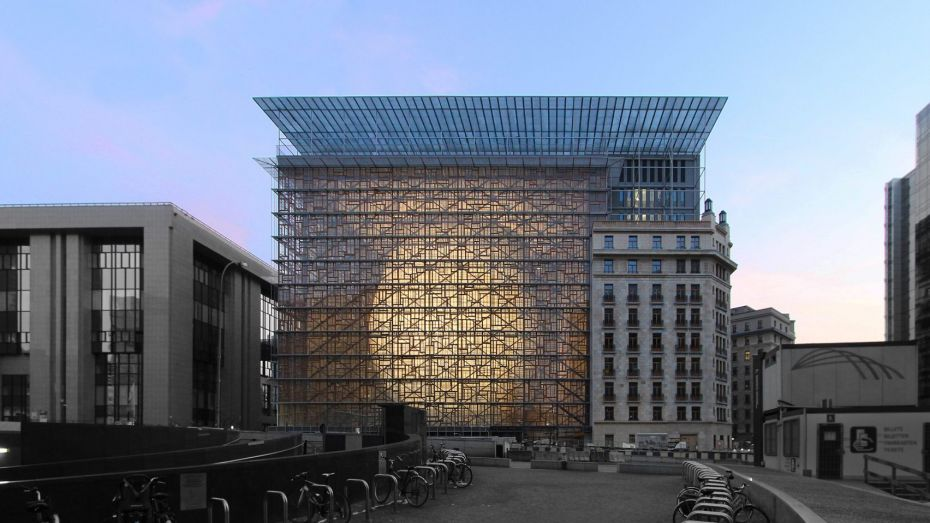 EU Headquarters, Quentin Olbrechts