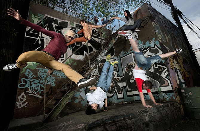 BBoys by Benjamin Von Wong