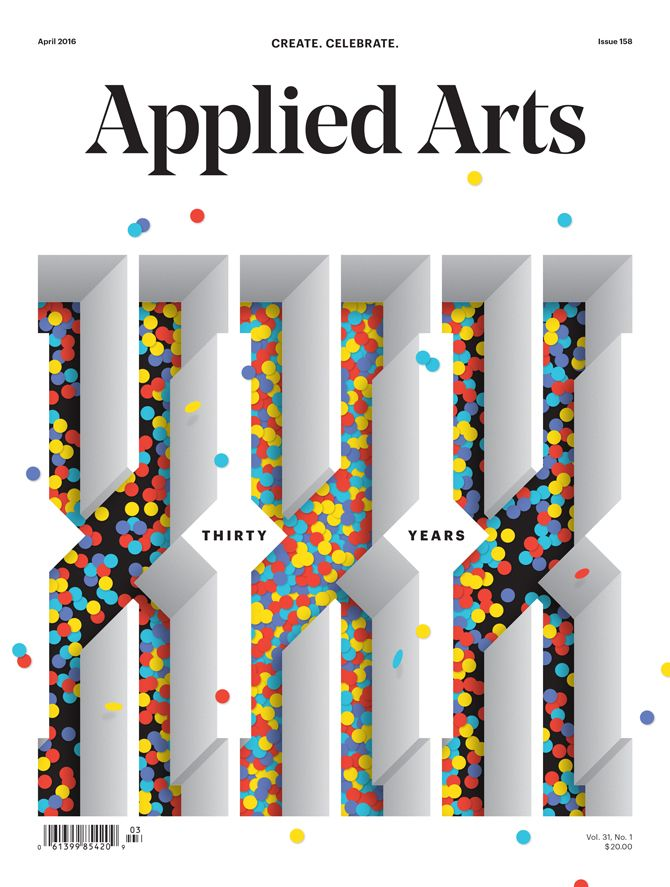 Our 30th Anniversary Issue is Published!