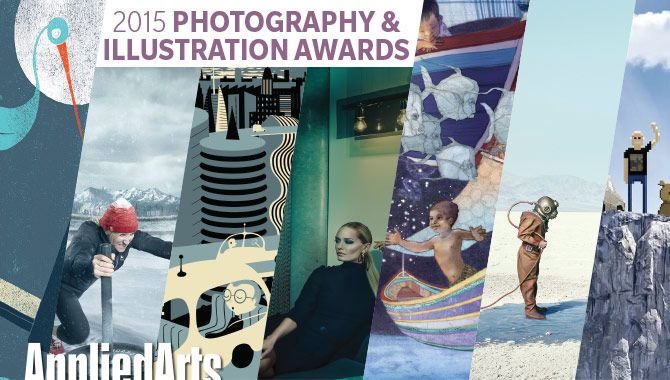 2015 Photography & Illustration Awards Winners Announced