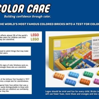 Lego Color Care