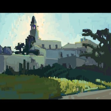 Pixel of Landscape