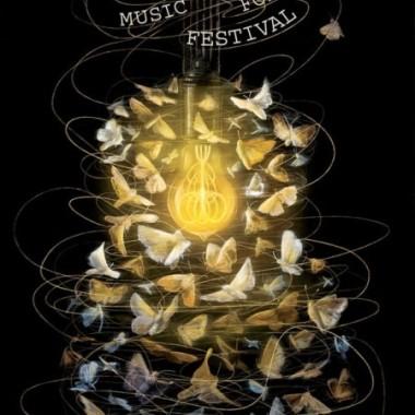 Vancouver Folk Festival Poster