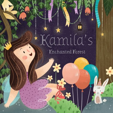 Kamila's enchanted forest