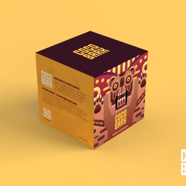 Coco Bark Packaging