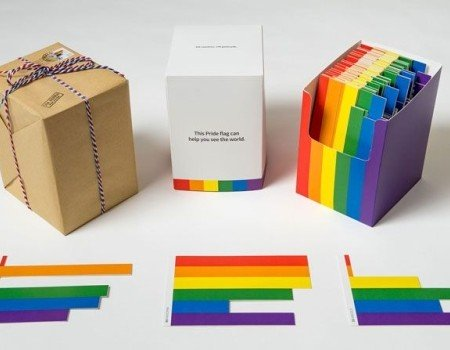 FCB/SIX Visualizes Equality with Destination Pride