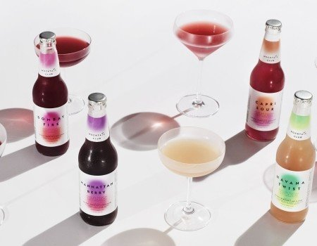 Design Army Gives The Mocktail Club a Makeover
